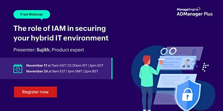The role of IAM in securing your hybrid IT environment biglietti