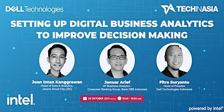 Setting up Digital Business Analytics to Improve Decision Making entradas