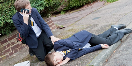 Emergency First Aid for Schools 19 January 2022 tickets