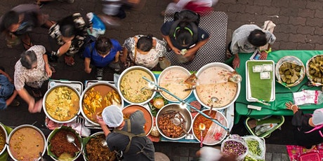 Indian Street Food Tour: Stroll Along and Grab a Bite! tickets