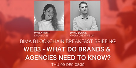 Web3 - What Do Brands & Agencies Need to Know? tickets