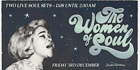 Women of Soul tickets