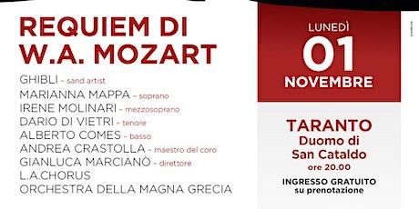 Requiem di W.A.Mozart biglietti
