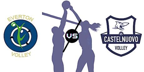Serie D: Everton Volley-Us Castelnuovo Mo biglietti