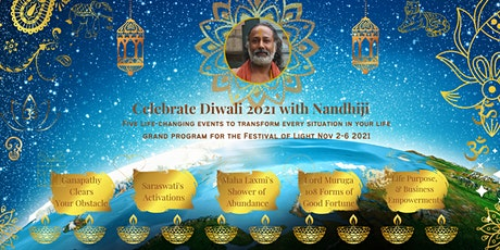 Diwali 2021 5 Powerful Events to Change Your Life and Ascend to Light tickets