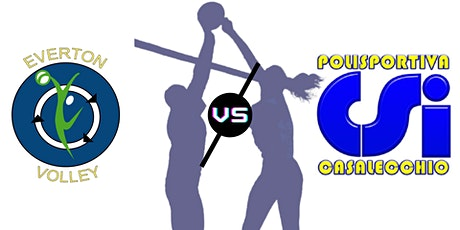 Serie D: Everton Volley-Pol. CSI Casalecchio Bo biglietti