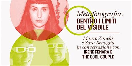 Italian Twist/ Art Talk METAFOTOGRAFIA: Dentro i limiti del visibile biglietti