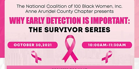 Why Early Detection is Important:  The Survivor Series tickets