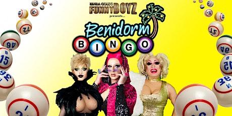 The FunnyBoyz host BENIDORM BINGO tickets
