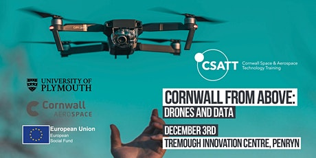 Cornwall from Above: Drones and Data Conference tickets