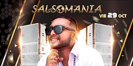 Salsa Nacht mit Salsa Live Music, 20h Salsa Schnupperkurss Tickets