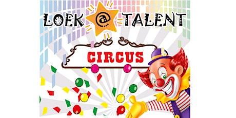 Workshop circus (leeftijd: 10 t/m 14 jaar) tickets