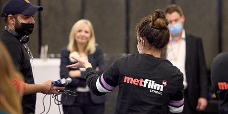 MetFilm School Leeds Open Evening  - Thursday 25 November 2021 tickets