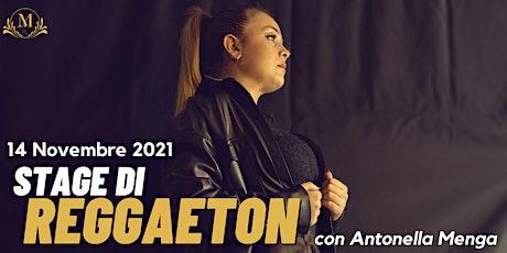 Stage di Reggaeton biglietti