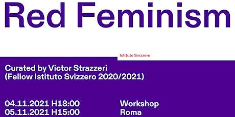 Red Feminism biglietti