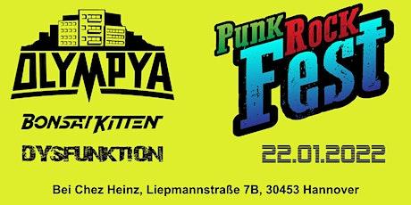PunkRockFest Hannover Tickets
