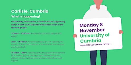 NWSV Cumbria Event tickets