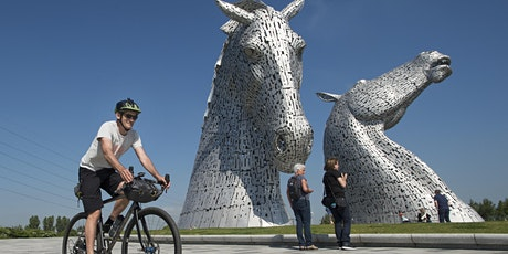 Leisurely guided bike ride West Culross to the Kelpies tickets