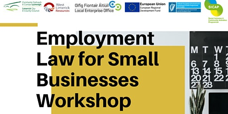 Employment Law for Small Businesses tickets