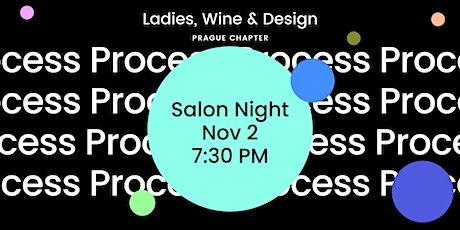 Salon Night: Process IN PERSON tickets