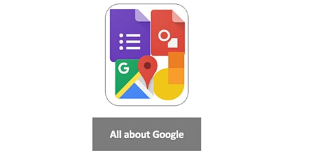 All about Google (Google Forms/Drawings/My Maps/Jamboard) tickets