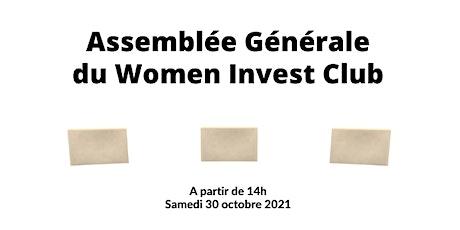 Portes ouvertes du Women Invest Club billets