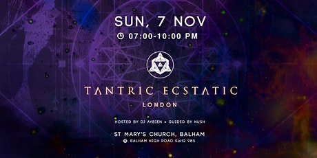 Tantric Ecstatic London - Authentic Movement and Dance Meditation #2 tickets