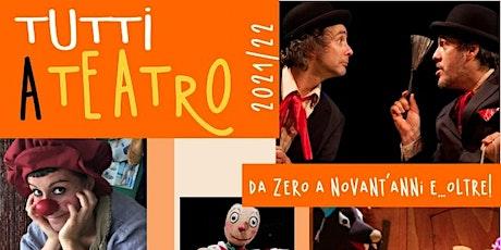 Transylvania Circus - Spettacolo di Halloween biglietti