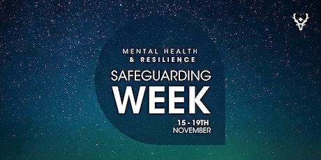 Safeguarding Week - Mental Health & Resilience • Parents Workshop tickets