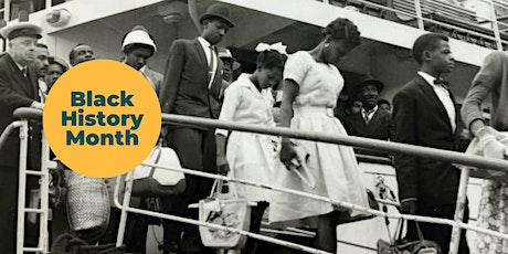 Windrush Through the Generations with Roger Griffith MBE tickets