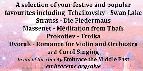 Kew Sinfonia Christmas Concert tickets