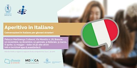 Aperitivo in Italiano biglietti