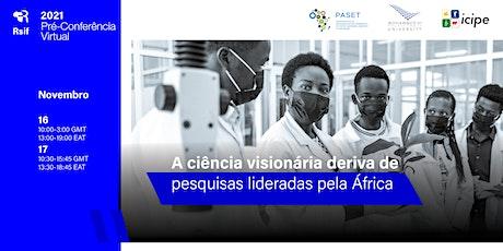 Pré-Conferência Virtual da RSIF, 16-17 de Novembro de 2021 ingressos