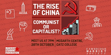 China: Communist or Capitalist? tickets