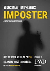 Bodies In Action Presents: IMPOSTER tickets