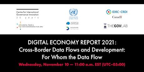 Digital Economy Report 2021 tickets