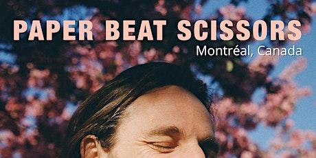 Paper Beat Scissors European Tour '21 - Brussels tickets