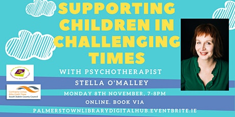 Supporting Children in Challenging Times tickets