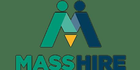 Accenture / MassHire - Career Planning webinar tickets