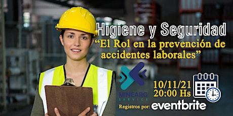 Rol de la Higiene y Seguridad en la Prevención de Accidentes Laborales entradas