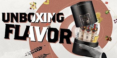 Unboxing Flavor: Balcones Tasting tickets