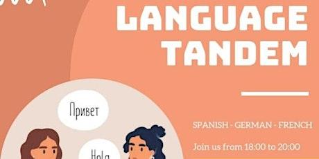 Layouth's Language Tandem @KulturKüche billets