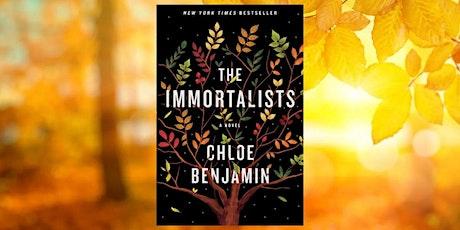 November Book Club: The Immortalists by Chloe Benjamin tickets