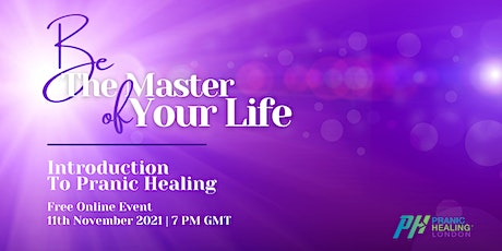 FREE Introduction To Pranic Healing tickets