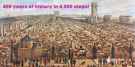 Health and History Walk – 400 years of history, 4,000 steps tickets