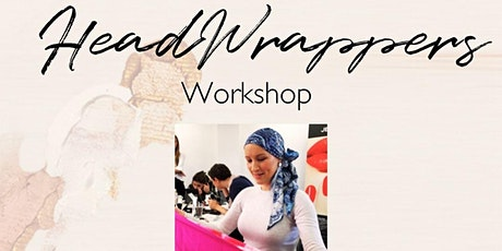 HeadWrappers Workshop tickets