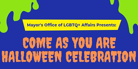 Atlantic City Come As You Are Halloween Celebration tickets