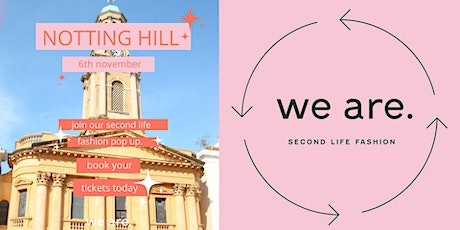 we are. Vintage Kilo Pop-Up - Notting Hill - St Peter's Church, West London tickets