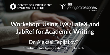 Using LyX/LaTeX and JabRef for Academic Writing tickets