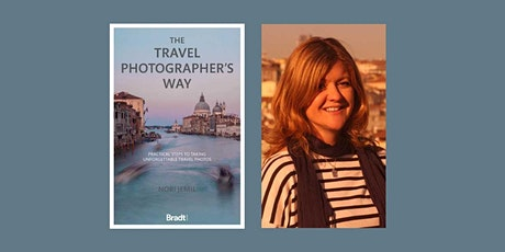 THE TRAVEL PHOTOGRAPHER'S WAY BY NORI JEMIL tickets